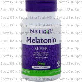 Natrol Melatonin 5мг 60 табл; 10 mg 60 tab
