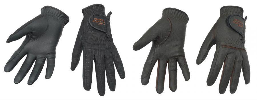"""Перчатки из искусственной кожи """"Horse Comfort"""""""
