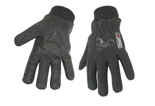 """Зимние перчатки из SOFTSHELL """"Horse Comfort"""""""