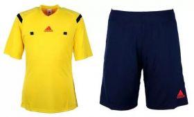 Форма судейская Adidas Referee 14 желтая