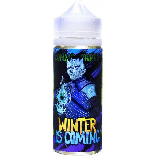 Smoke Kitchen ZOMBIE PARTY - Winter is coming