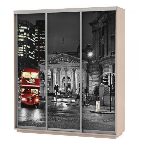 Шкаф-купе Трио Фото Лондон