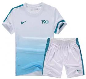 Форма футбольная Nike T90 Белая