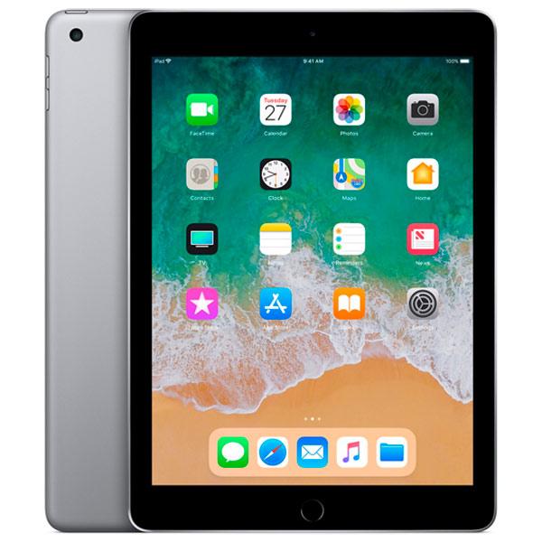 Apple iPad (2018) 128GB Wi-Fi Space Grey
