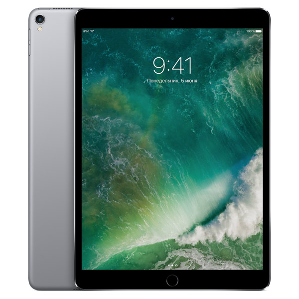 Apple iPad Pro 10.5 512Gb Wi-Fi Space Grey