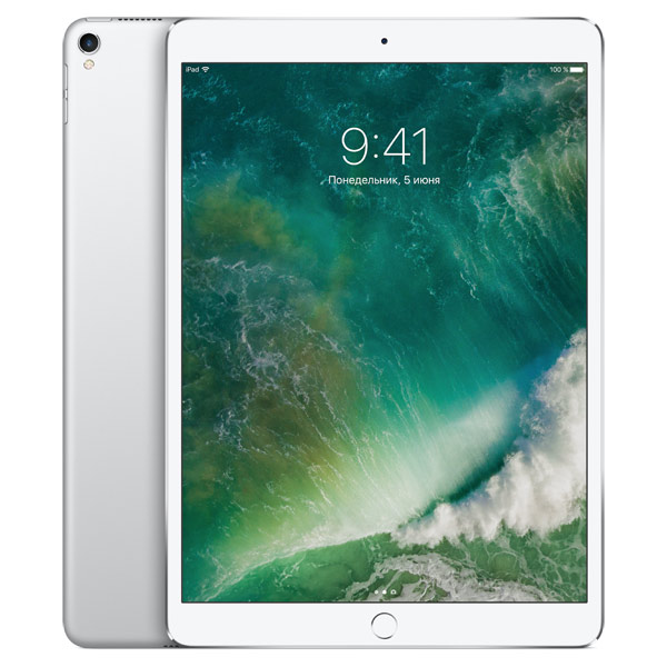 Apple iPad Pro 10.5 256Gb Wi-Fi + Cellular Silver