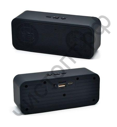 Колонка универс.с радио OT-SPB69 (H-810) (6W,TF, USB, FM,bluetooth, аккум.)