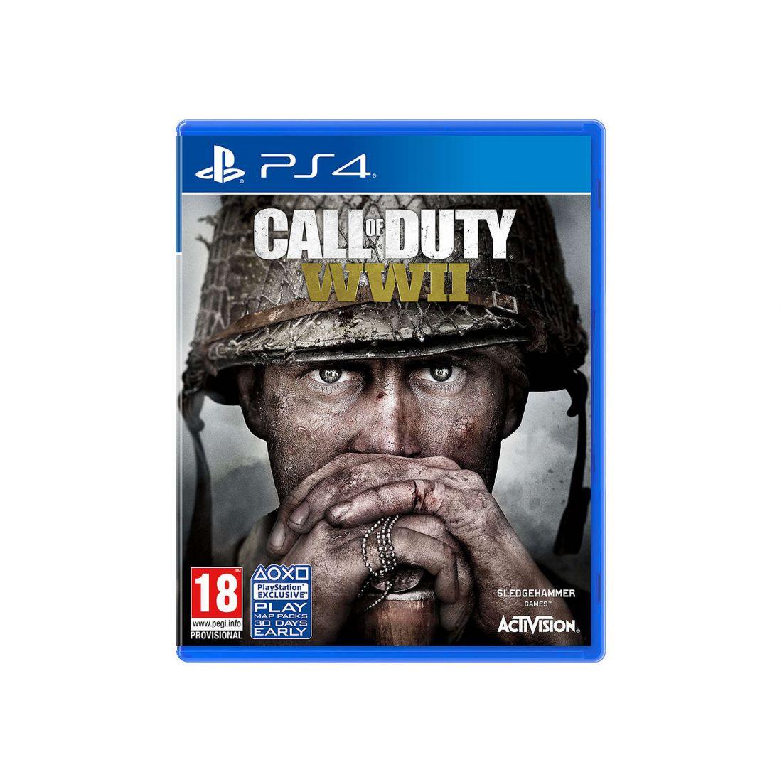 Call of Duty: WWII (Польс. версия) (PS4)