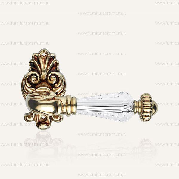Ручка Linea Cali  Ninfa crystal 1542 RO  015