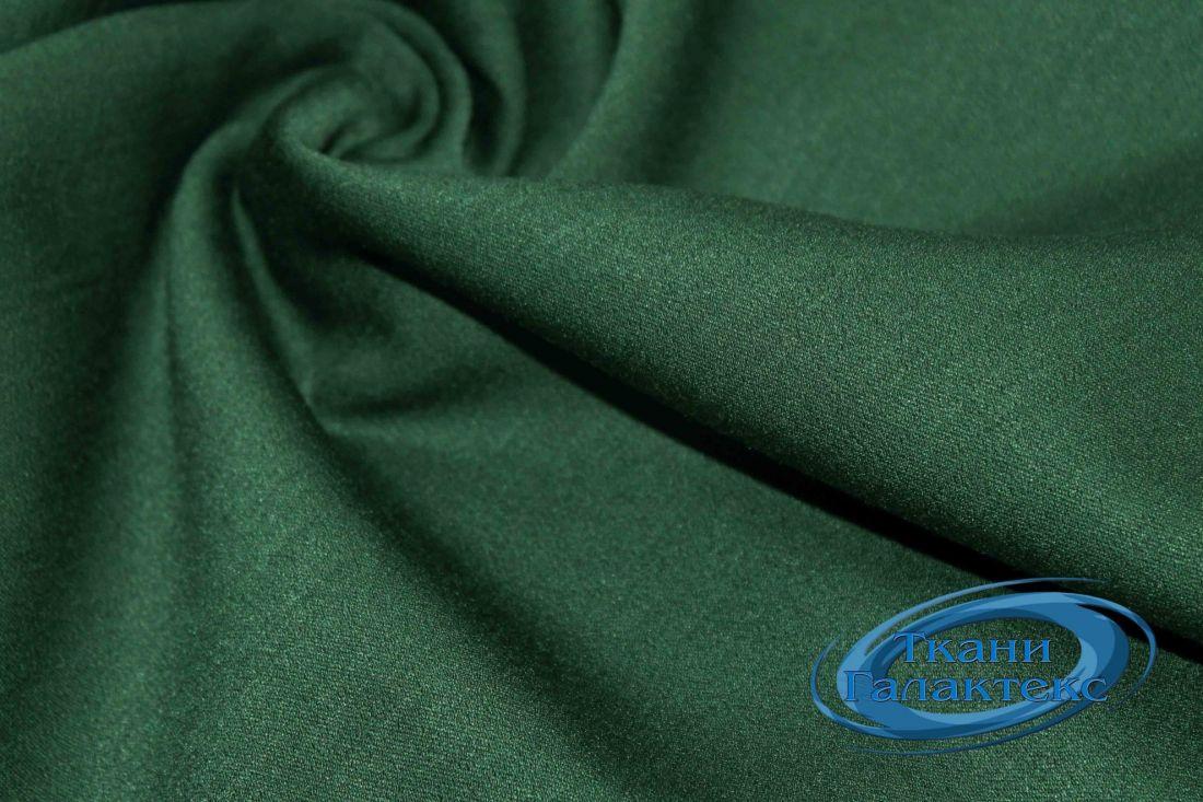 """Костюмная ткань """"Верона""""  VT-9855/C#10 тем.зеленый"""