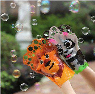 Набор для пускания мыльных пузырей Glove-A-Bubble