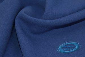 Трикотаж креп дайвинг VT-9718/C#13 синий