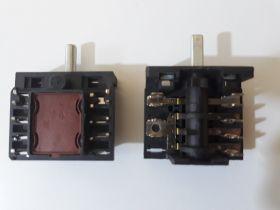 Переключатель  духовки 6 поз. 250V 16A