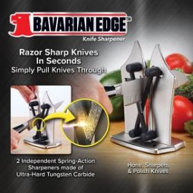 Точилка для кухонных ножей Bavarian