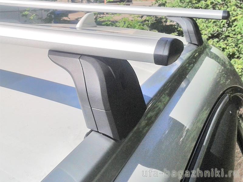 Багажник на крышу Honda CR-V 4 (с 2012 г.), Lux, крыловидные дуги