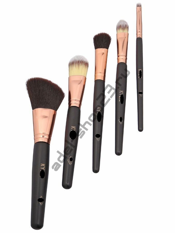 "Набор кистей ""Complexion Brush Set"" 5 шт"