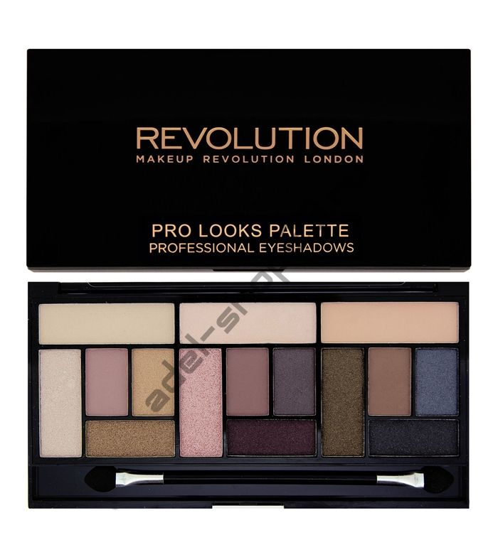 Revolution - Pro Looks Palette - Stripped & Bare