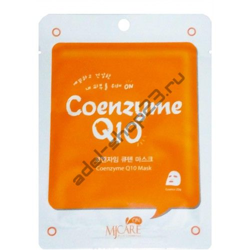 MJ Care - Coenzyme Q10 Mask