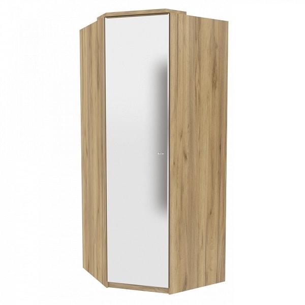 Шкаф угловой «Фиджи» с зеркалом