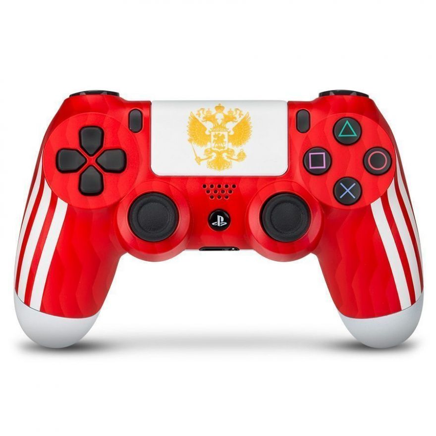 "Геймпад Sony Dualshock 4 National Team Russia ""Сборная России"" (PS4)"