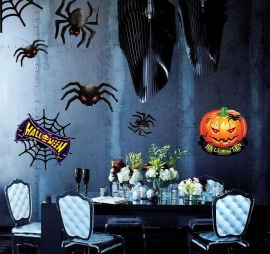 Набор для оформления с пауками