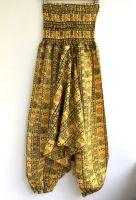 Женские штаны алладины из хлопка, купить в Москве, интернет магазин