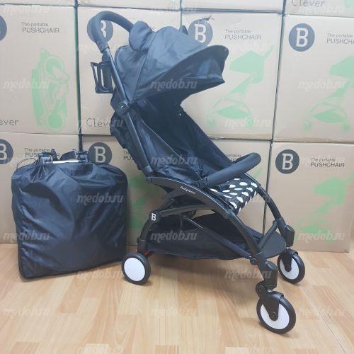 """Детская прогулочная коляска трансформер Yoya Baby time Mikki """"Йойа беби тайм"""""""