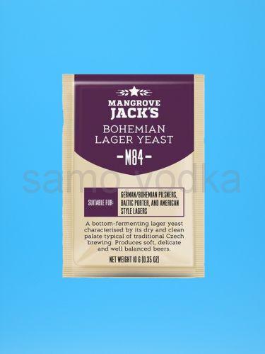 Дрожжи пивные Mangrove Jacks Bohemian Lager M84