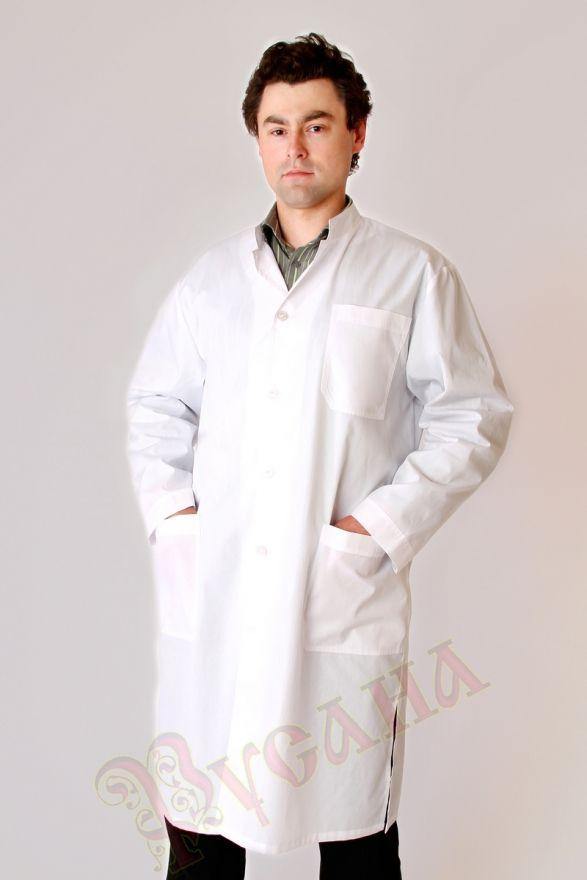 Халат медицинский мужской.