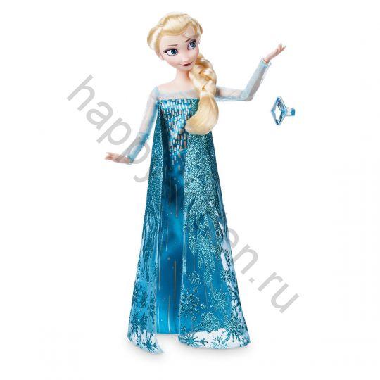 Игрушка кукла Эльза Дисней