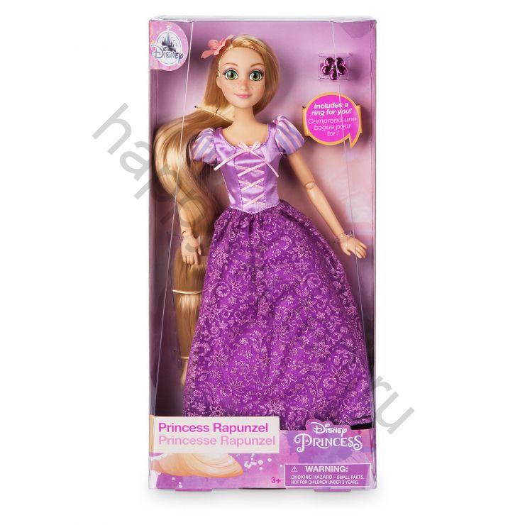 Кукла Рапунцель с кольцом от Дисней