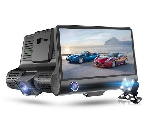 Автомобильный видеорегистратор Video Cardvr