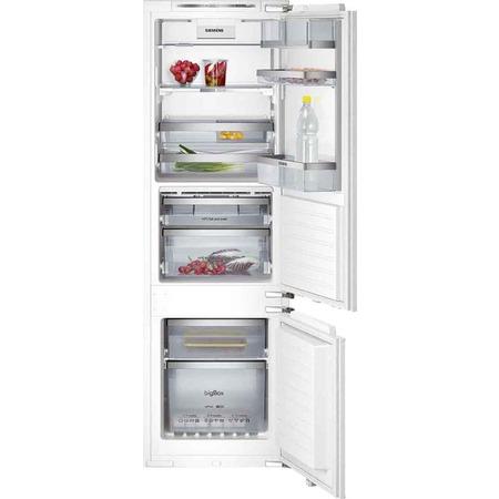 Встраиваемый двухкамерный холодильник Siemens KI39FP60
