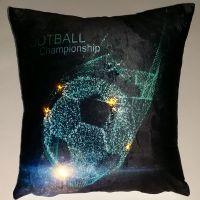 """Подушка """"Футбол-2"""", со светодиодами"""
