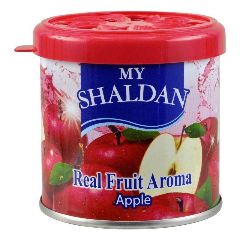 Гелевый освежитель воздуха «Пряное яблоко» 80гр