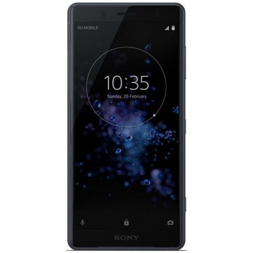 Смартфон Sony Xperia XZ2 Compact Black Черный