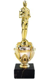 Статуэтка Оскар на постаменте (27 см)