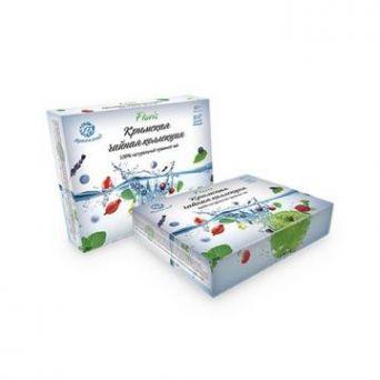 Крымская чайная коллекция, набор чая в фильтр-пакетиках, 30 шт