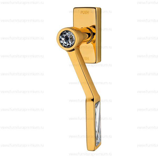Оконная ручка Linea Cali Viola 1220  DK