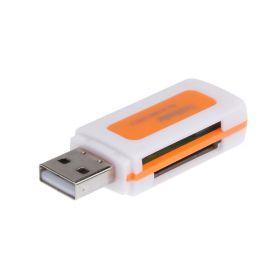 Картридер все в одном USB 2.0  SD/MMC/TF/Micro