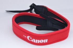 Нашейный ремень из неопрена для Canon
