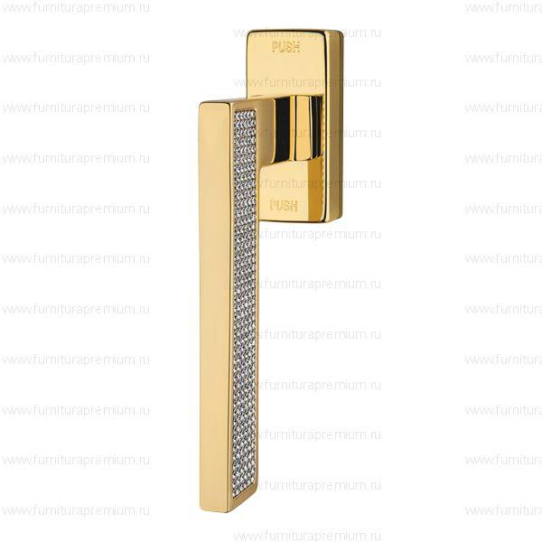 Оконная ручка Linea Cali Sintesi Mesh 1301  DK