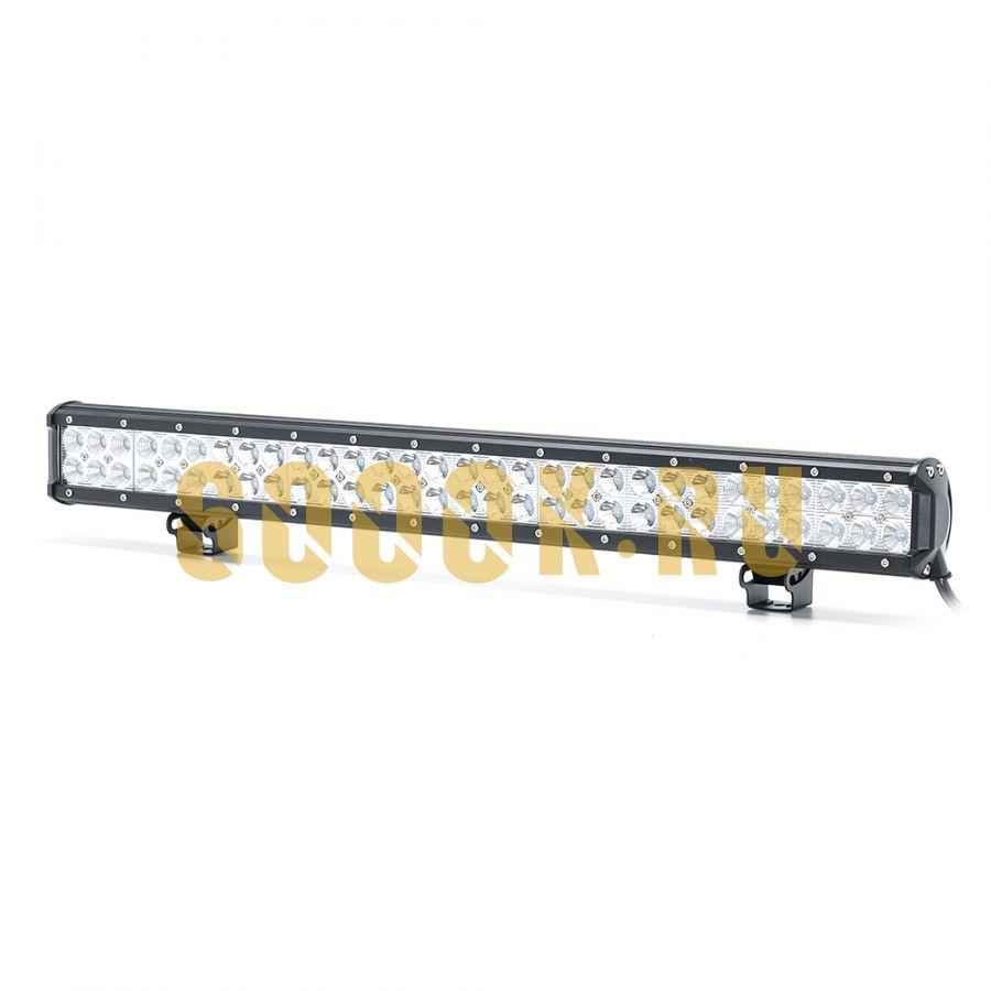 Двухрядная светодиодная LED балка 180W CREE дальнего света