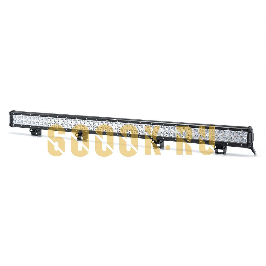 Двухрядная светодиодная LED балка 288W CREE комбинированного света