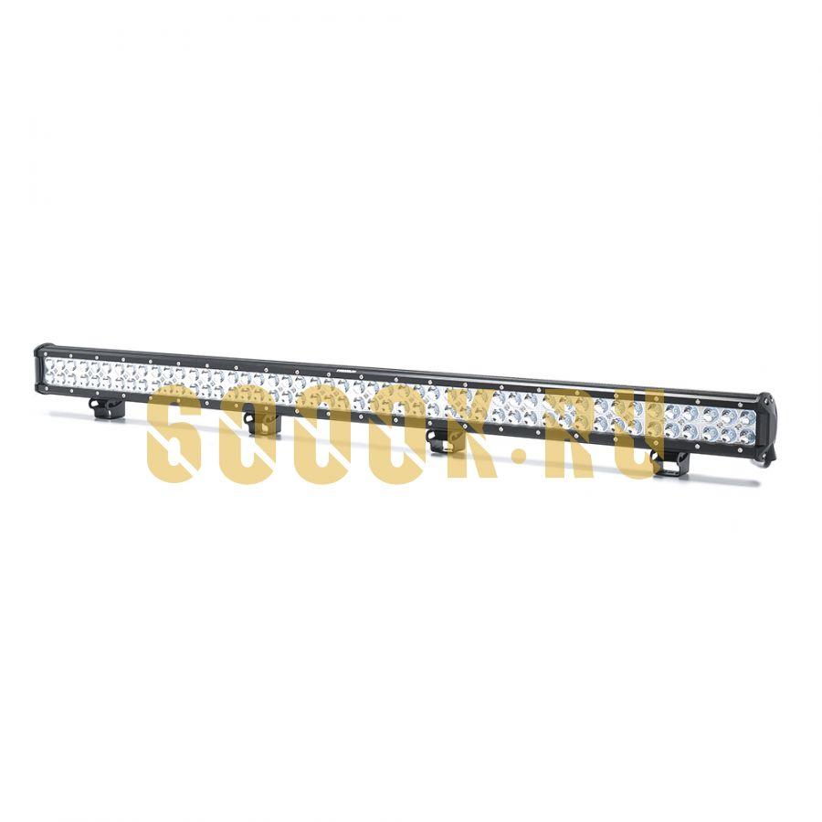 Двухрядная светодиодная LED балка 288W CREE дальнего света
