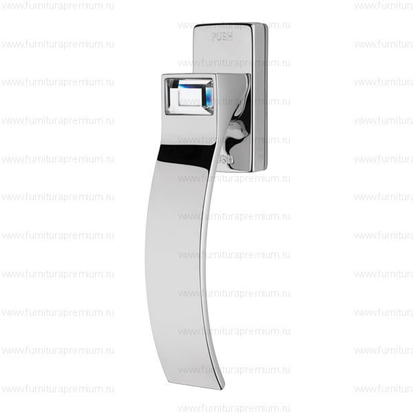 Оконная ручка Linea Cali Elios Crystal 1340 DK