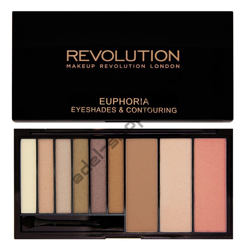 Revolution - тени для век Euphoria Palette