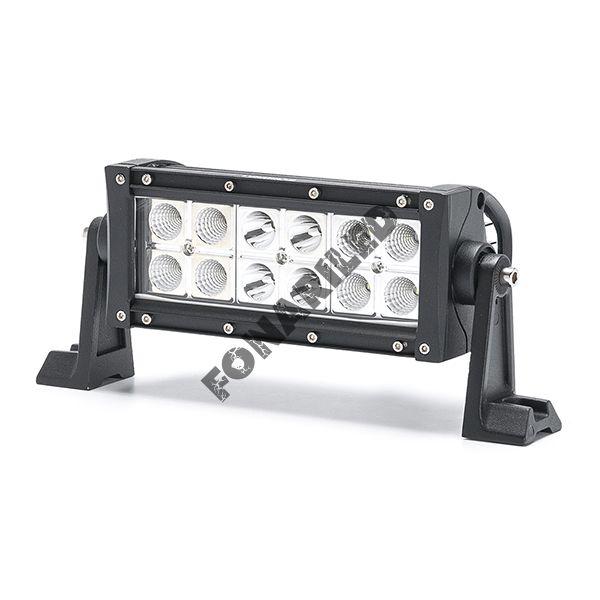 Двухрядная LED Балка DB-36W Combo комбинированный свет (длина 20 см, 8 дюймов)
