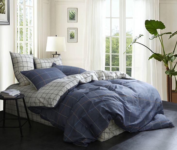 Комплект постельного белья Сатин 100% хлопок C263