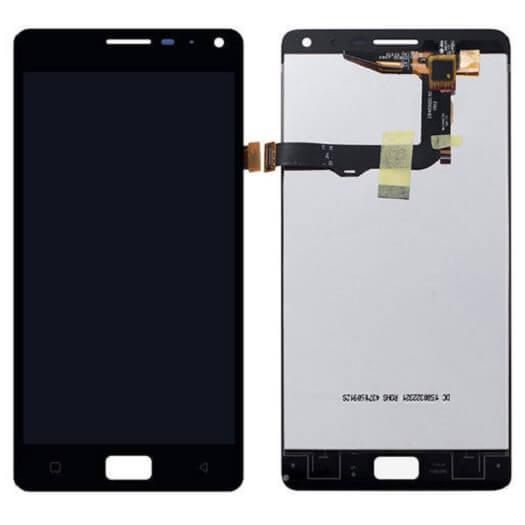 Дисплей в сборе с сенсорным стеклом для Lenovo Vibe P1
